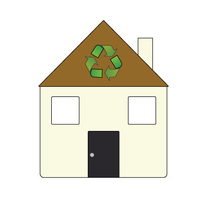Create a home recycling centre