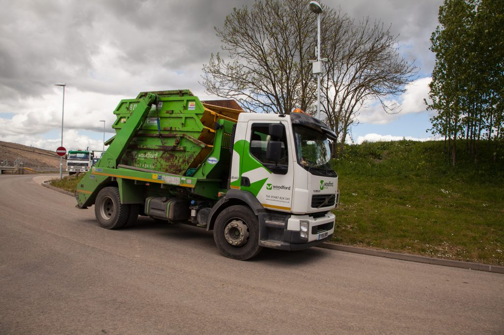 woodford-recycling-skip-hire-vehicle-2